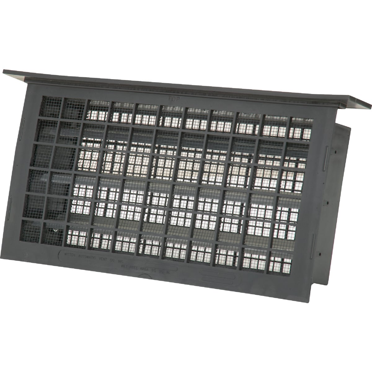 BLK AUTO FOUNDATION VENT - 304LBL by Witten Automatic Vnt