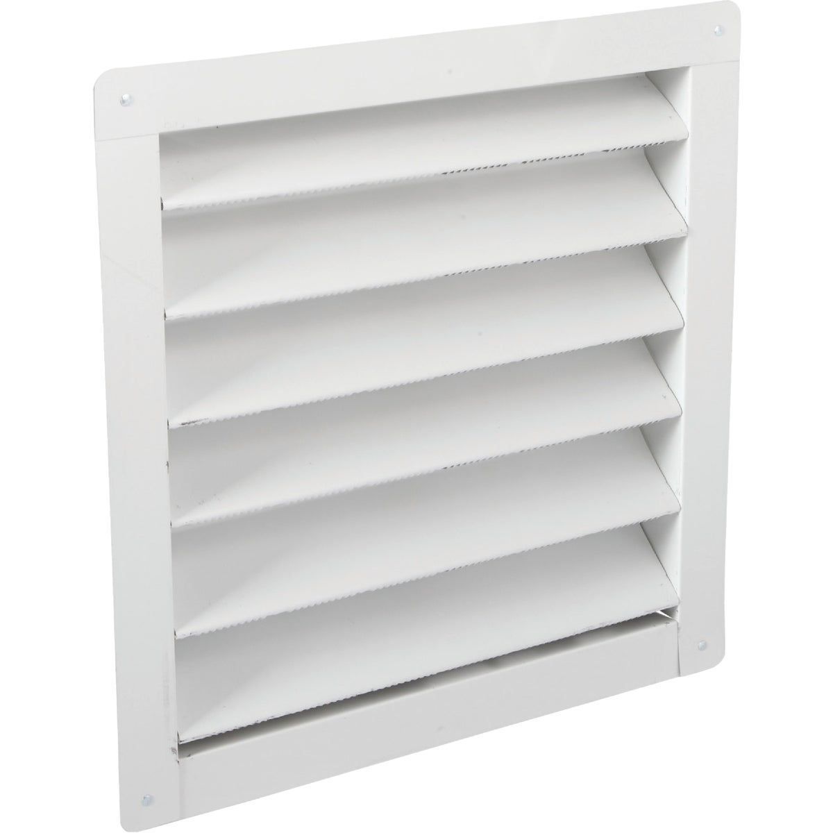 12X12WHT ALM WALL LOUVER - 81202 by Air Vent Inc