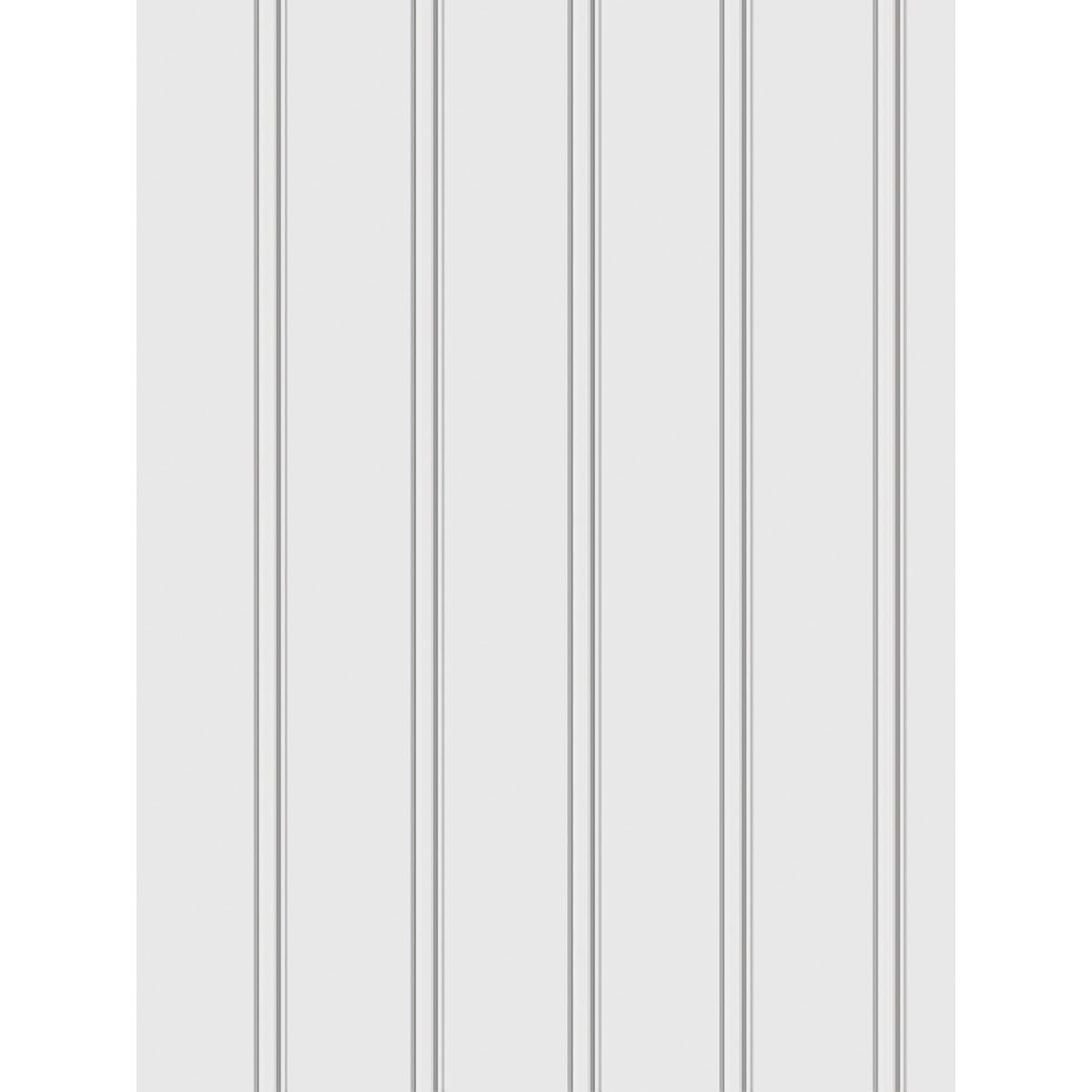 "3/16"" WHITE HALL BEADED - 142 by Dpi Decorative Panel"