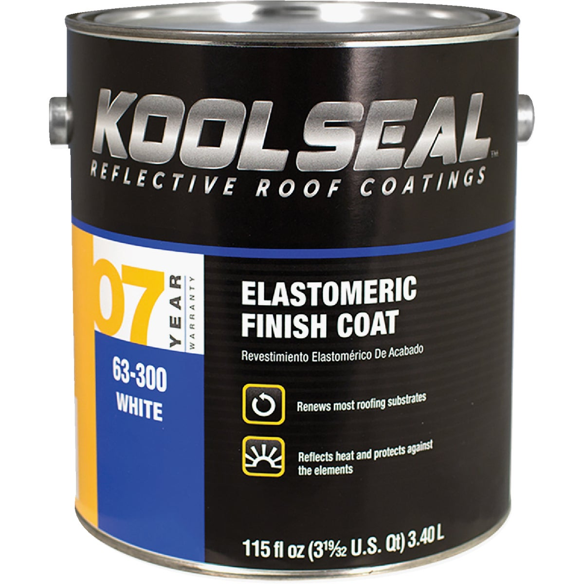 7Y WHT ELASTO RF COATING - KS0063300-16 by Kool Seal