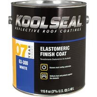 Kool Seal GAL ELASTOMRC RF COATING KST063300-16