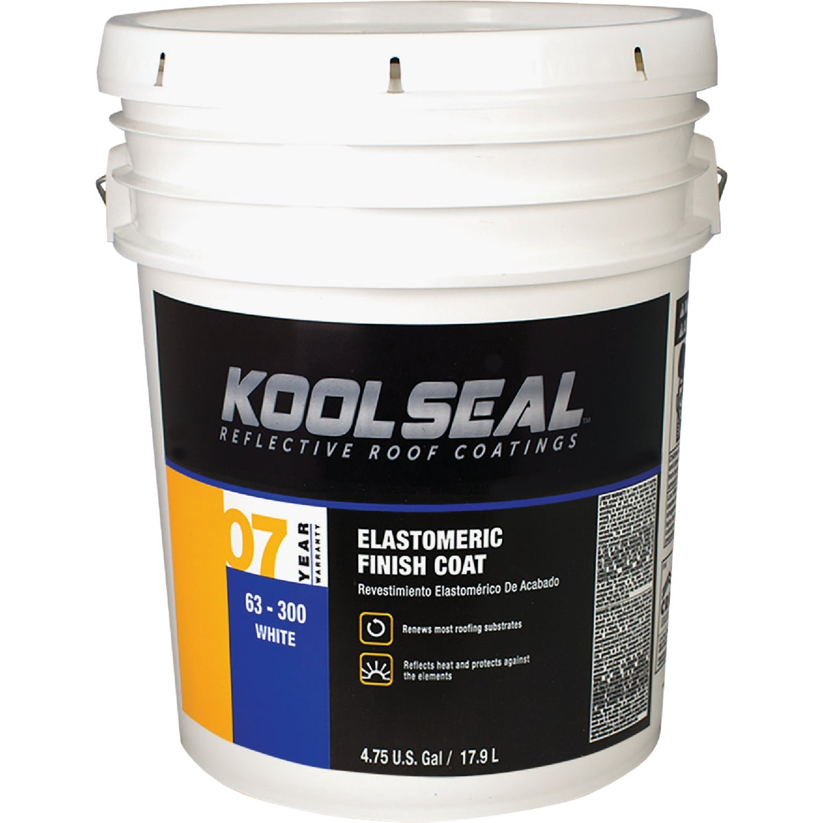 5GAL ELASTMRC RF COATING - KST063300-20 by Kool Seal