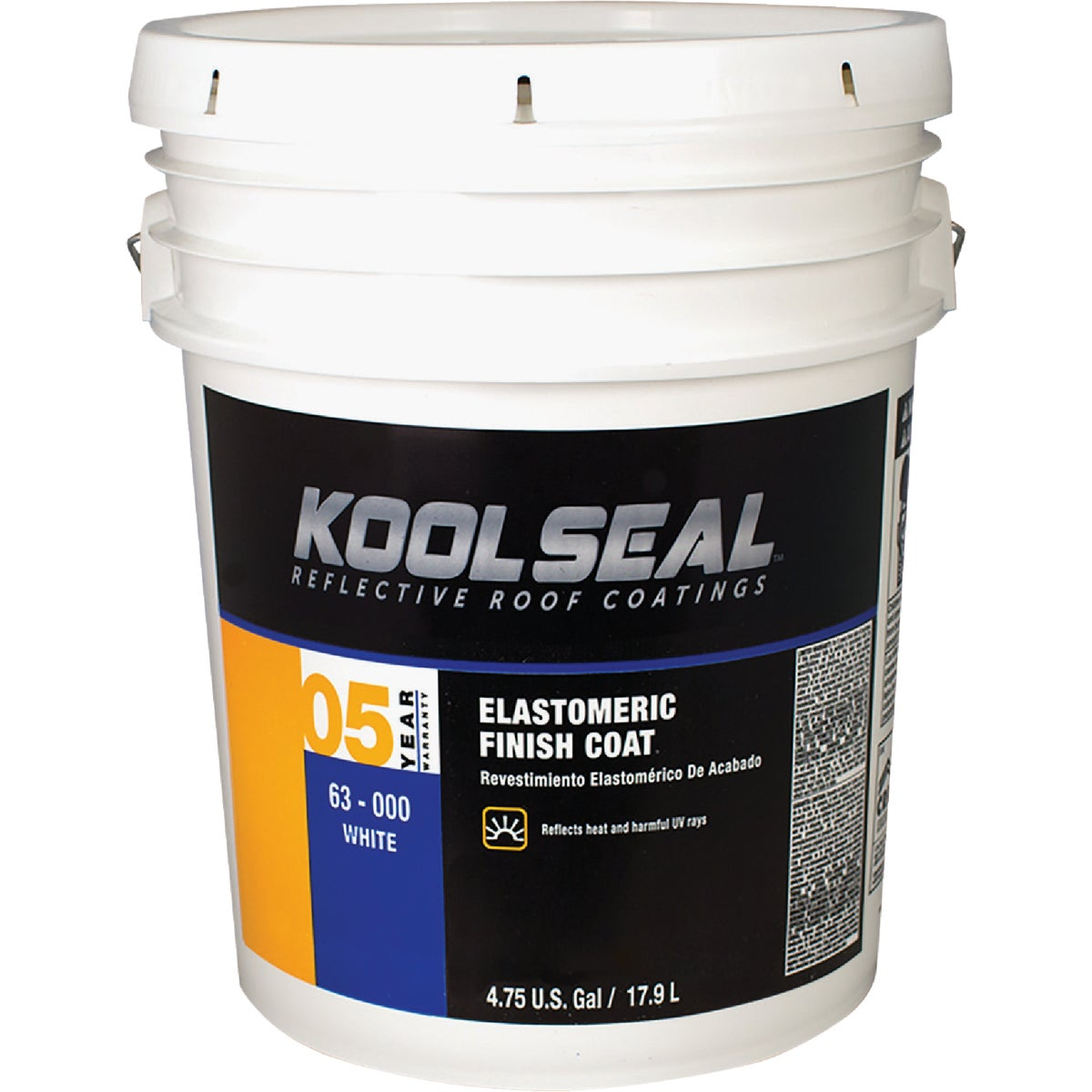 5GAL ELASTMRC RF COATING - KST062600-20 by Kool Seal