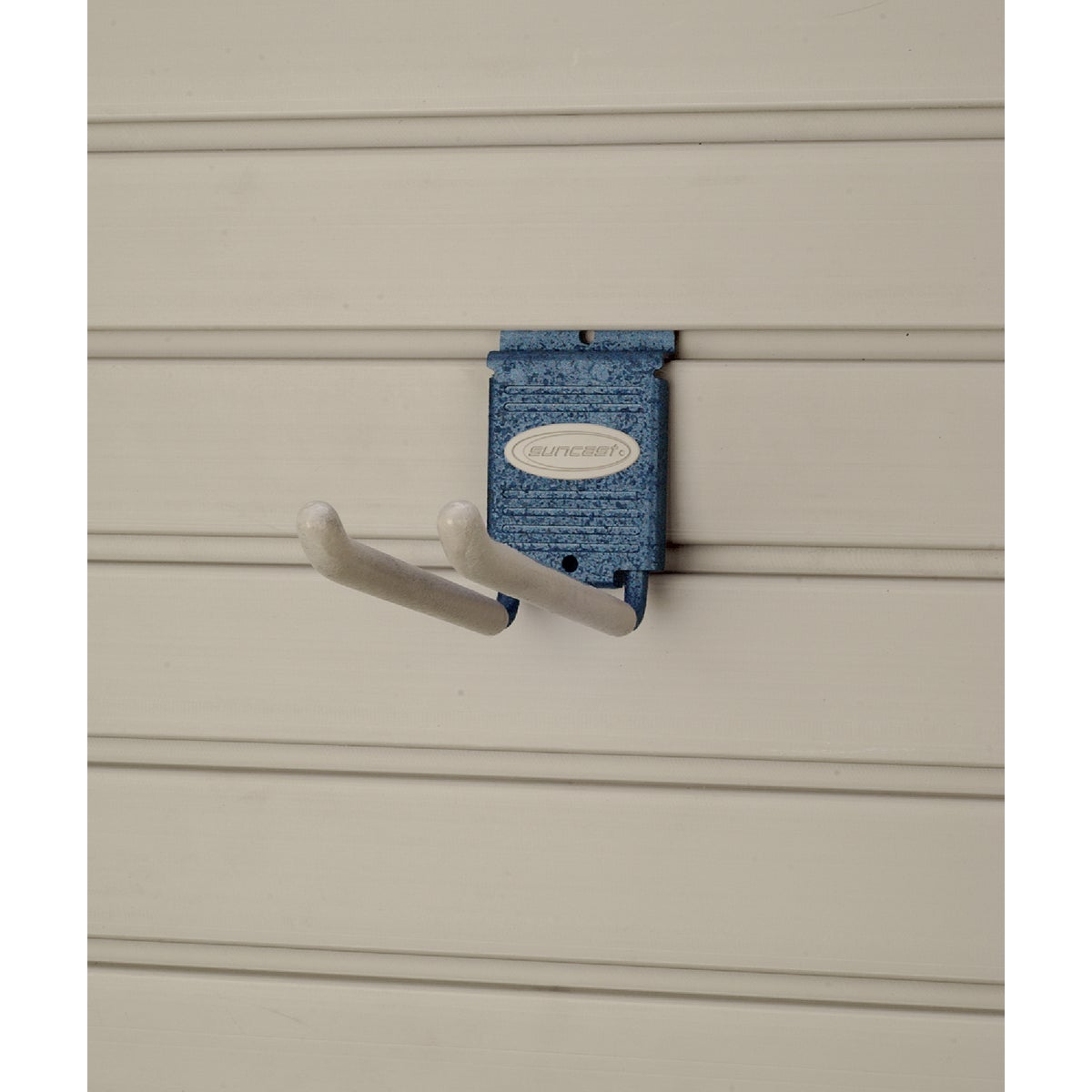 "4"" SLATWALL DOUBLE HOOK - MH4D by Suncast Corporation"