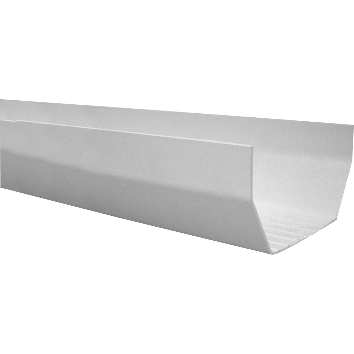 "5"" WHT VINYL GUTTER - RW100 by Genova Products"