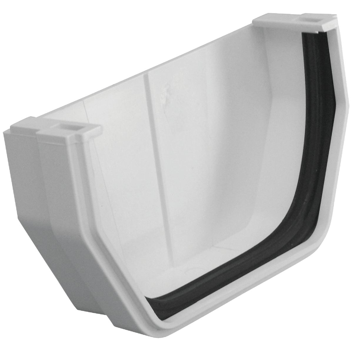 WHT OUTSIDE END CAP - RW102 by Genova Products