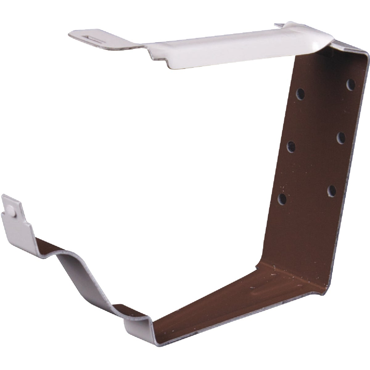 WHT SNAP LOK BRACKET - 25024 by Amerimax Home Prod