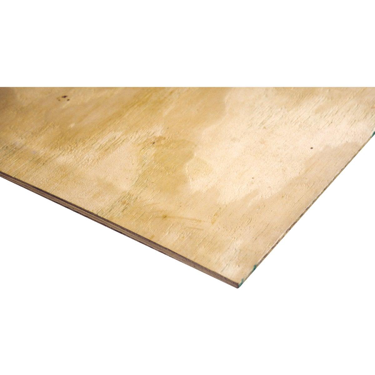 3/8X24X48 Bcx Pn Plywood