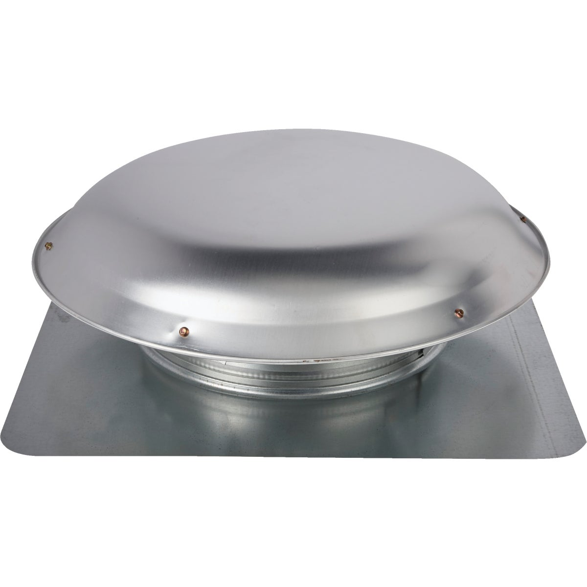 Standard Aluminum Dome Roof Mount Attic Vent