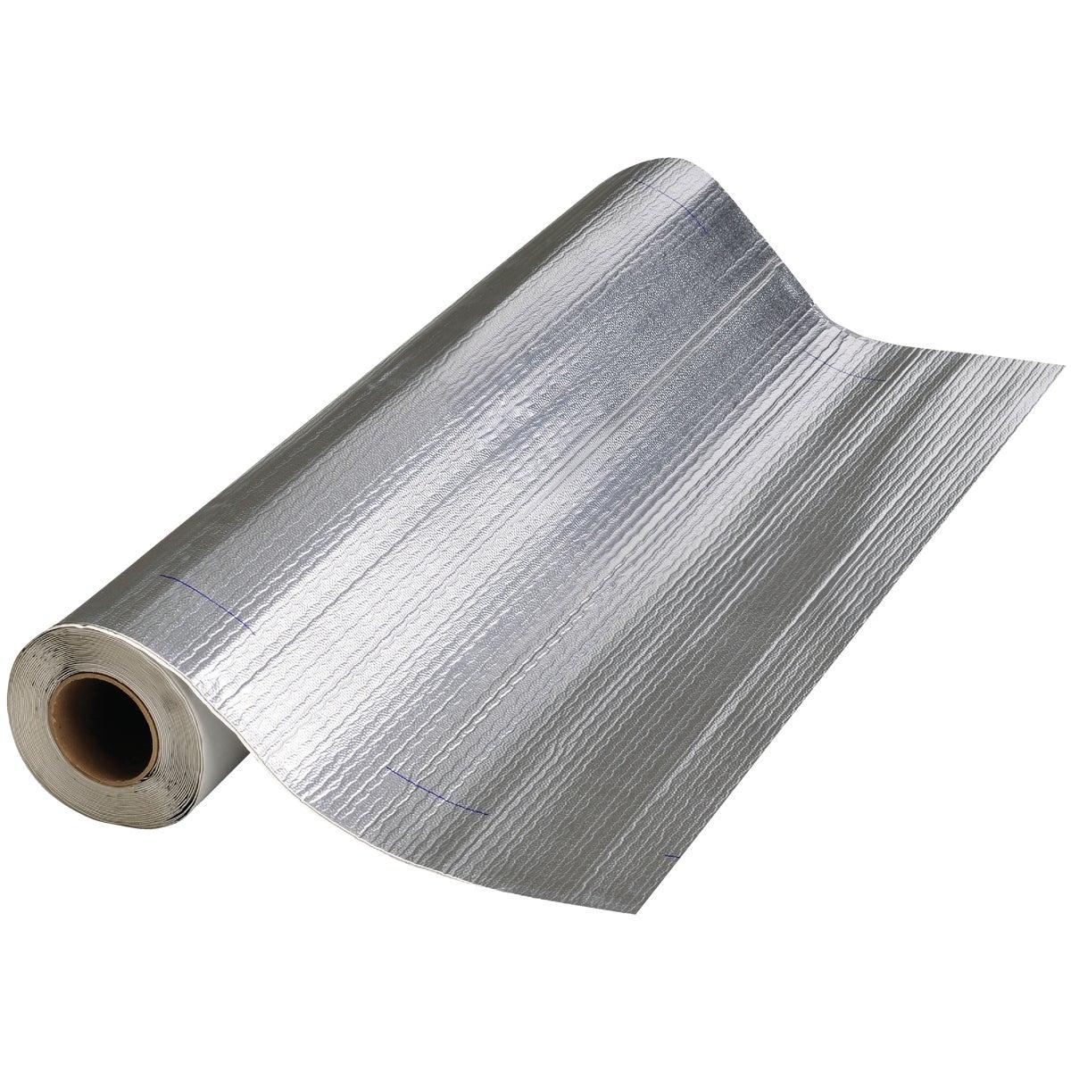 Peel & Seal Aluminum Roofing Membrane