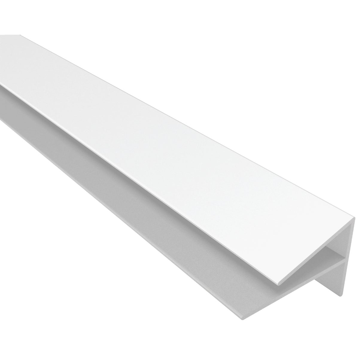 "1/8""X8' WHT OUTSIDE CRNR - 056-008485 by Gossen Corp"