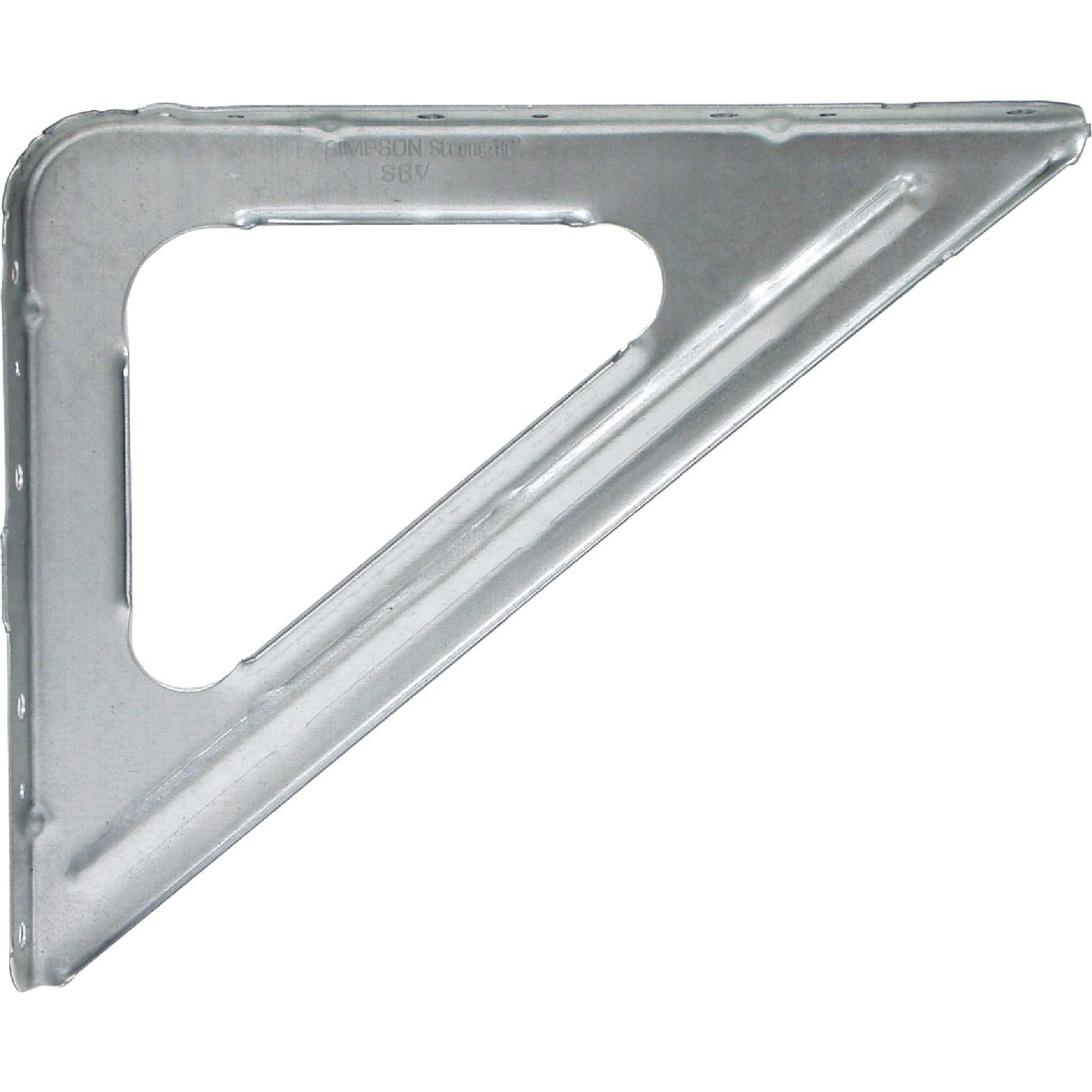 HEAVY SHELF BRACKET - SBV by Simpson Strong Tie