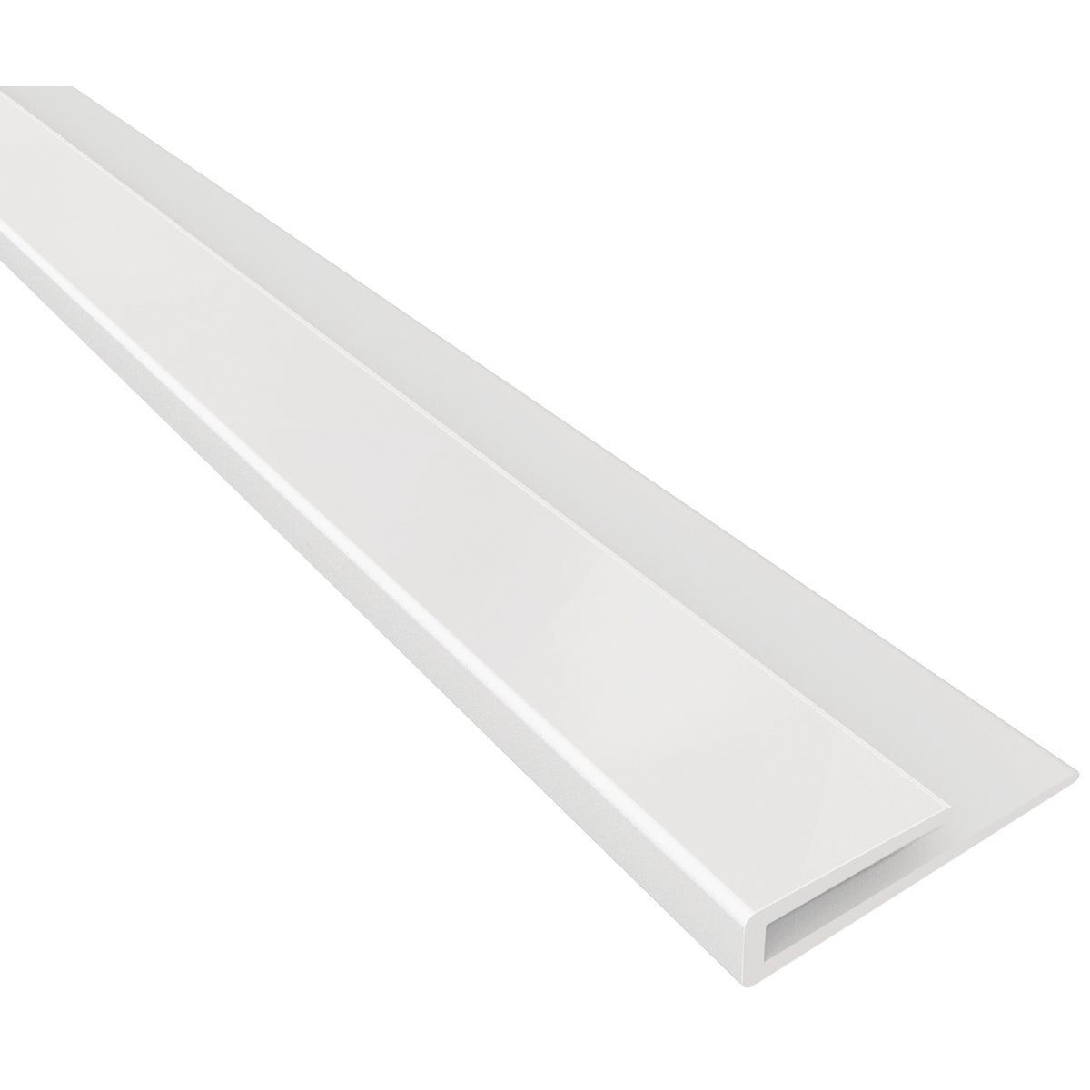 "1/8""X8' WHITE CAP - 057-008485 by Gossen Corp"