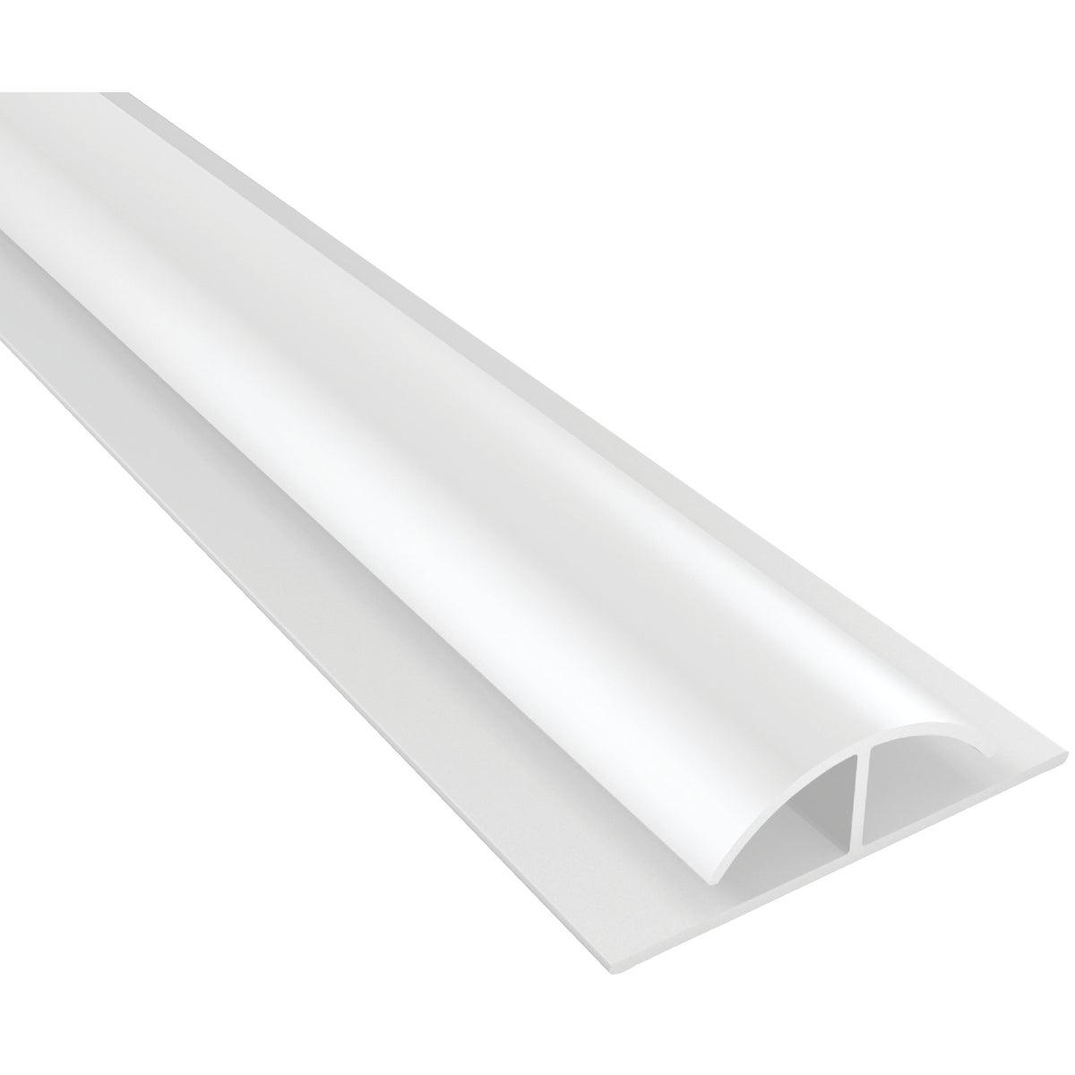 """1/8""""X8' WHITE DIVIDER - 058-008485 by Gossen Corp"""