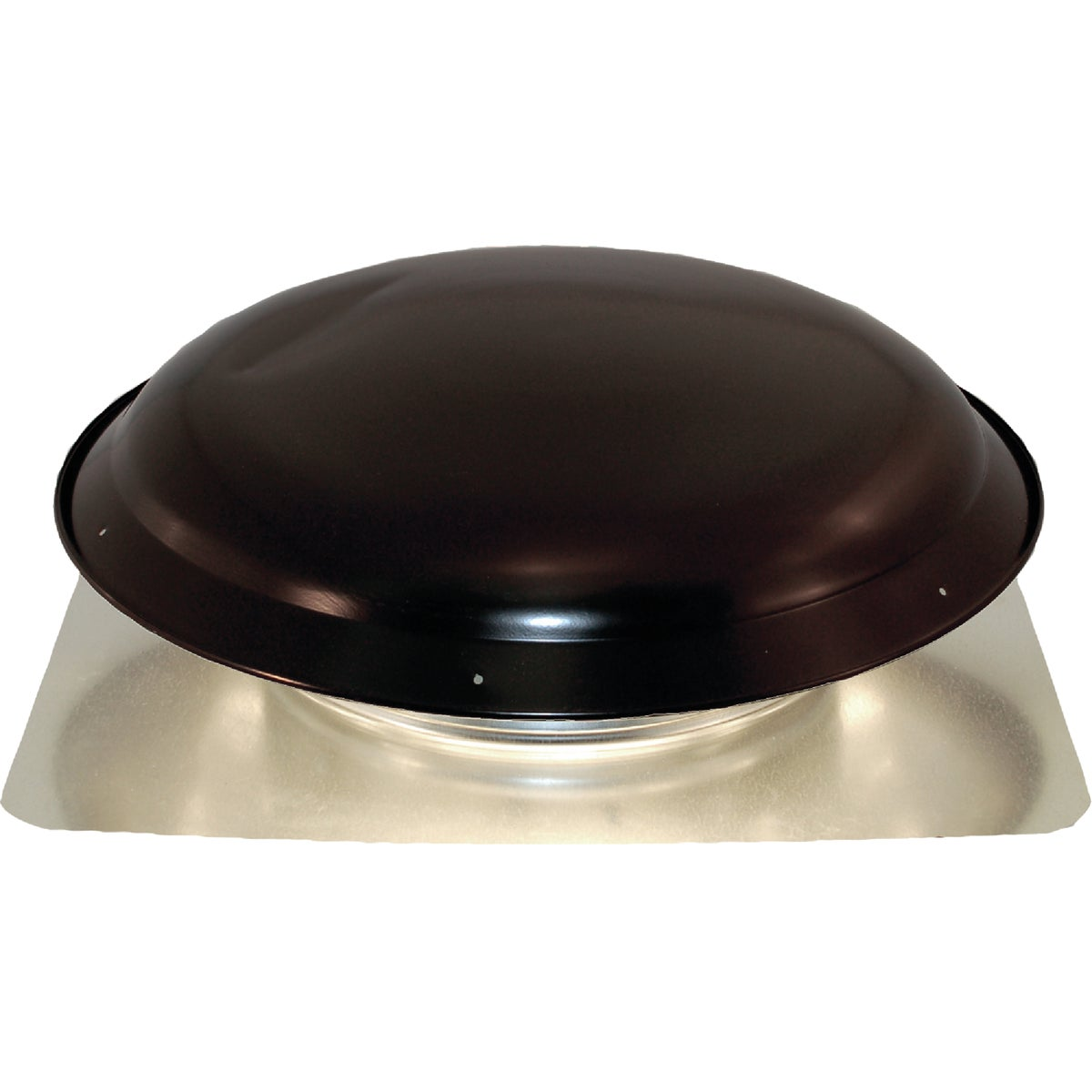 BLACK STATIC ROOF VENT - VX25BLK by Ventamatic Ltd