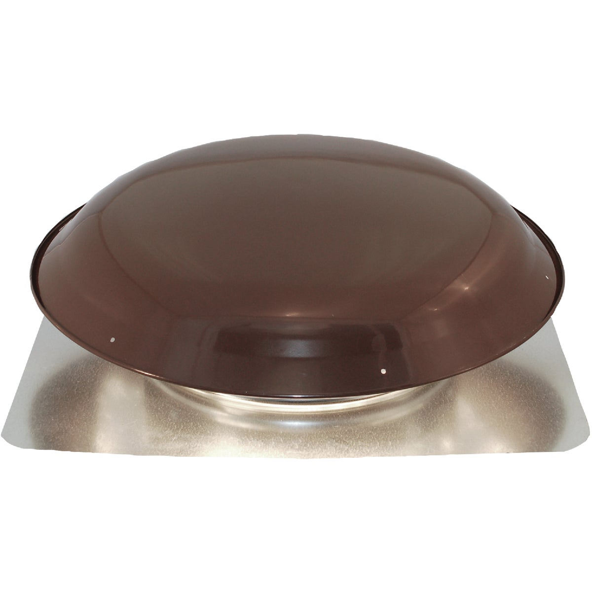 BROWN STATIC ROOF VENT