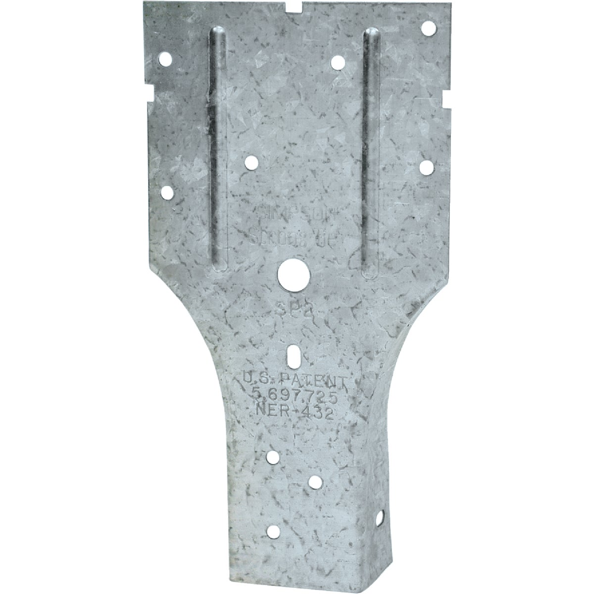 STUD PLATE - SP2 by Simpson Strong Tie
