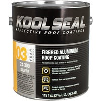Kool Seal GAL GOOD ALUM RF COATING 20-400-1