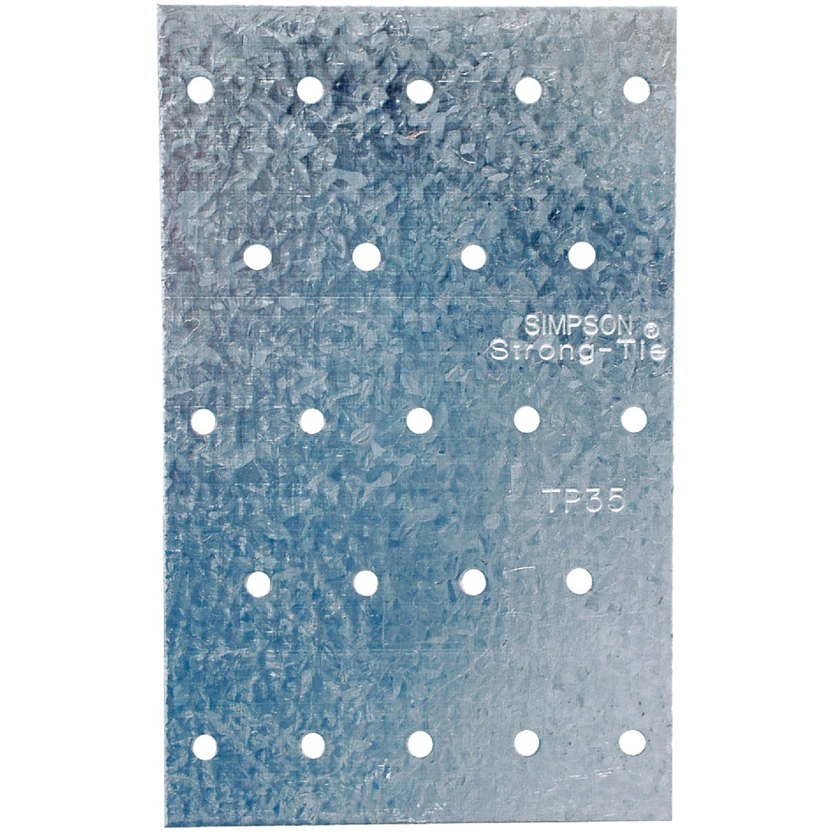 3-1/8X5 TIE PLATE - TP35 by Simpson Strong Tie