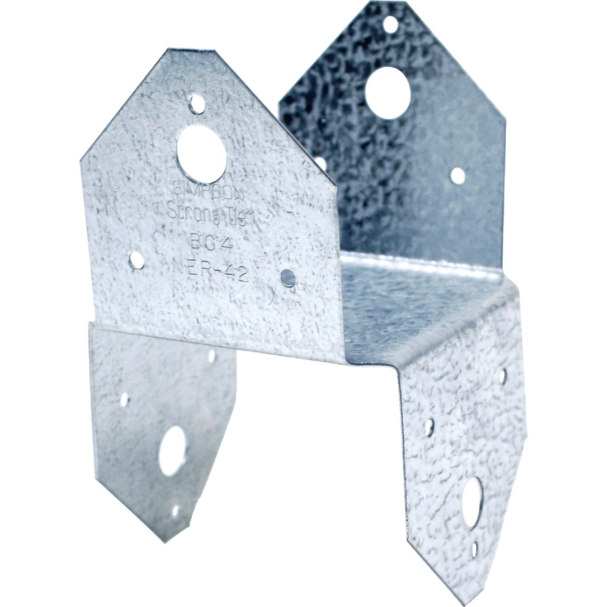 4X4 POST CAP BASE - BC4 by Simpson Strong Tie