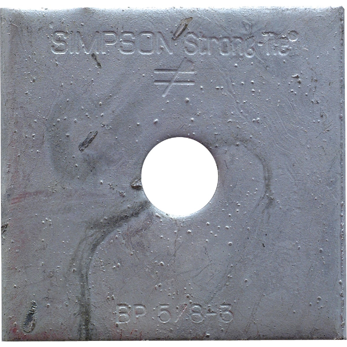 5/8-3 BEARING PLATE - BP 5/8-3 by Simpson Strong Tie