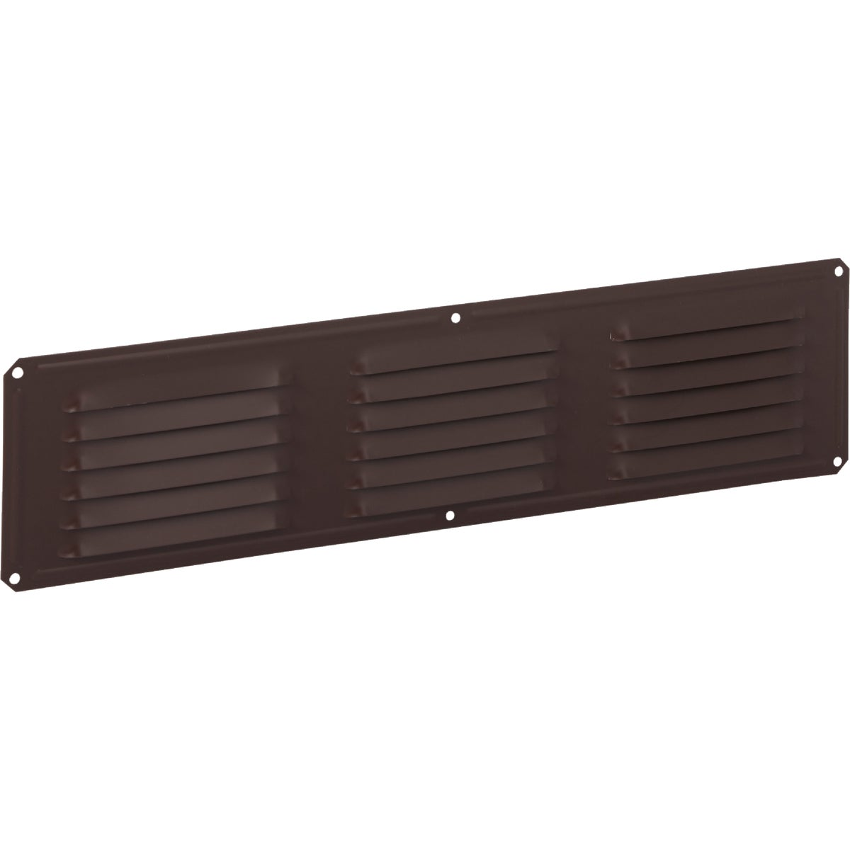 16X4 BRN UNDER EAVE VENT - 84228 by Air Vent Inc
