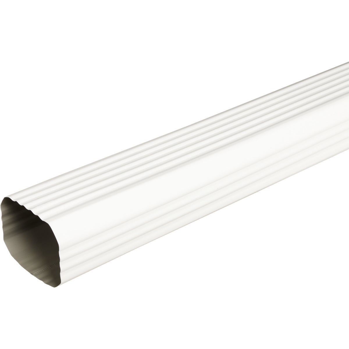 2X3 WHITE DOWNSPOUT - 2601100120 by Amerimax Home Prod