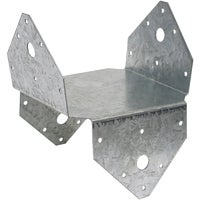 Simpson Strong-Tie 6X6 POST CAP BASE Z-MAX BC6Z
