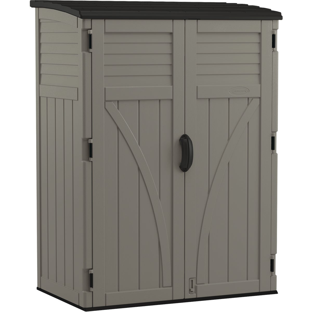54 CU FT VERTICAL SHED