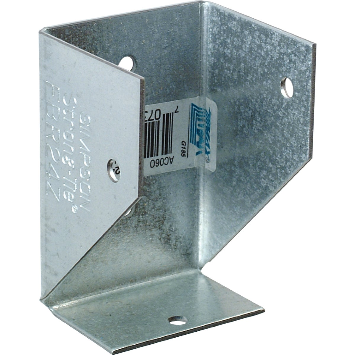 FENCE BRACKET - FBR24Z by Simpson Strong Tie