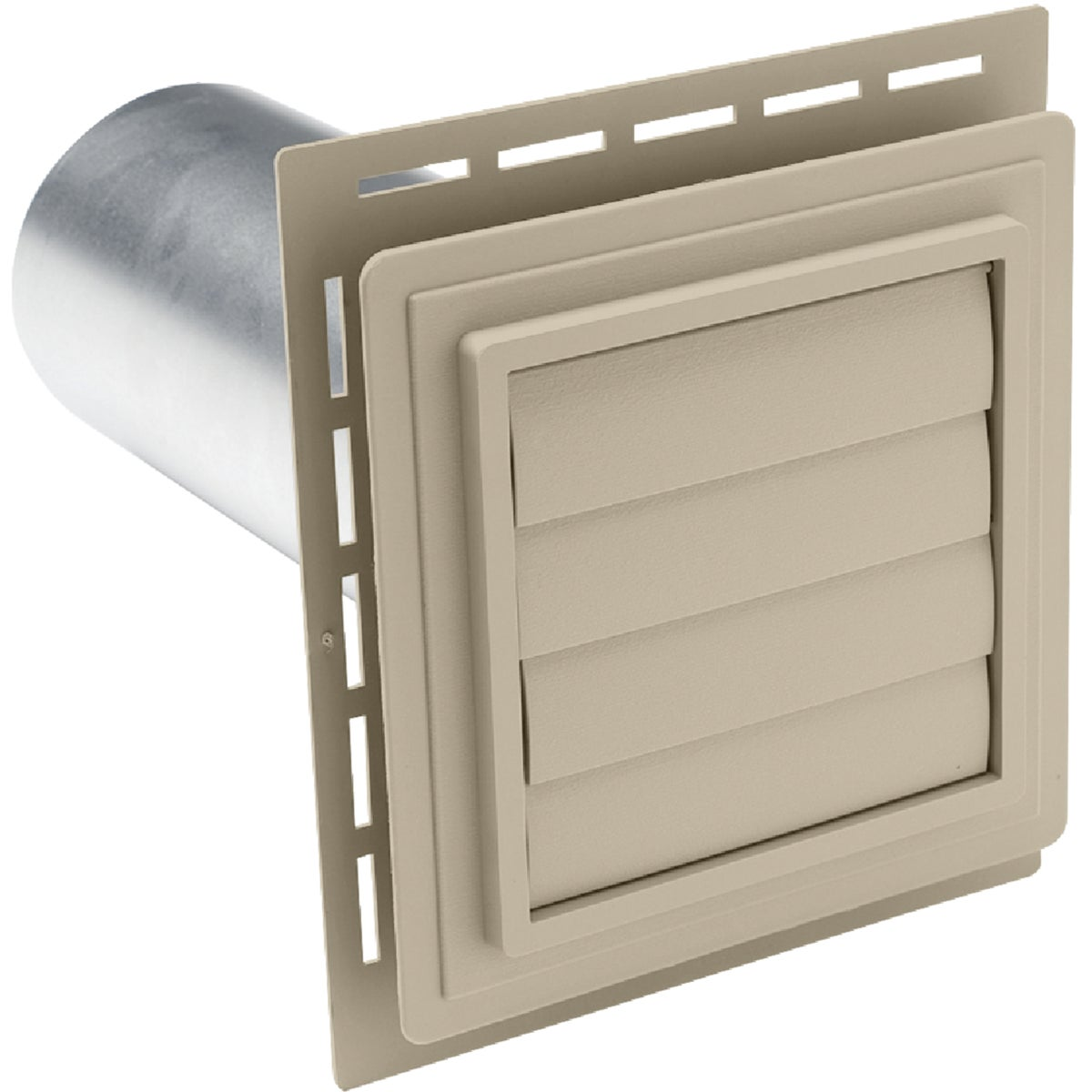 TAN EXHAUST VENT - EXVENT A7 by Alcoa Home Exteriors