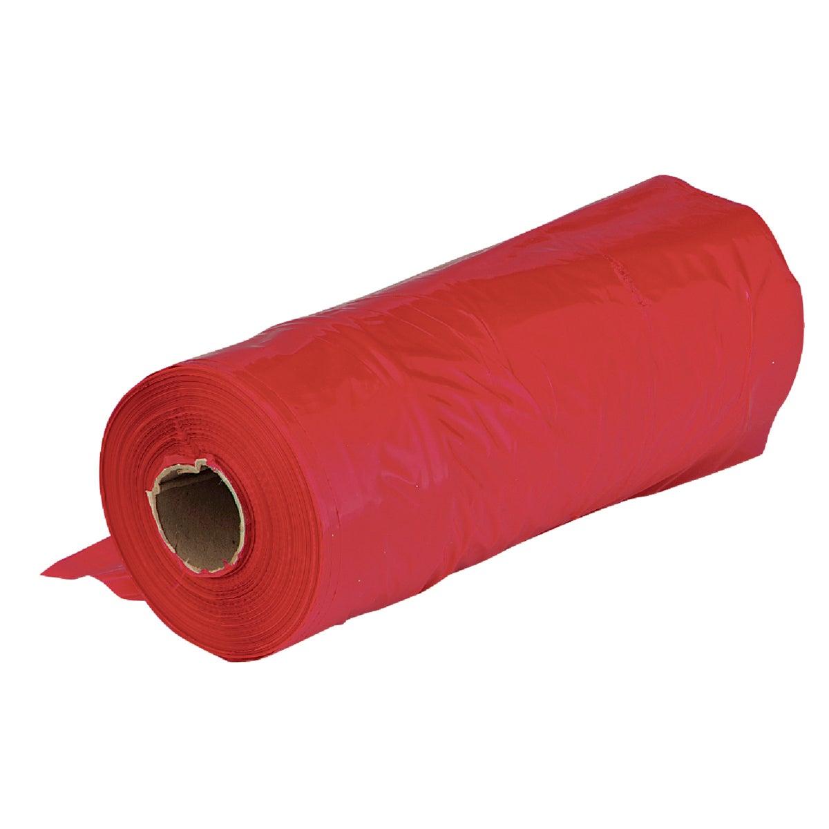 Berry Plastics 625848 Red Danger Flag