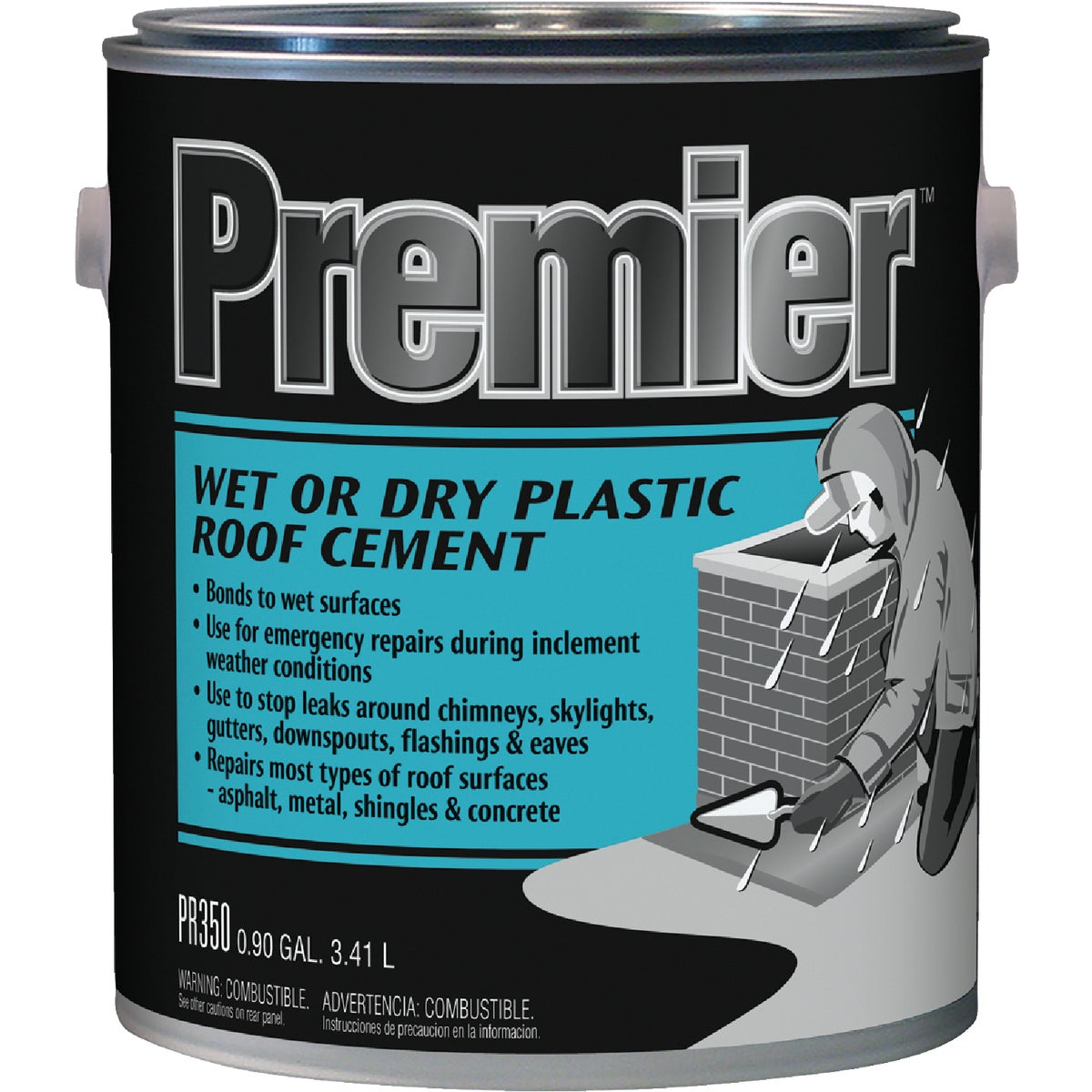 GL W/D PLASTIC RF CEMENT - DI150042 by Henry Company