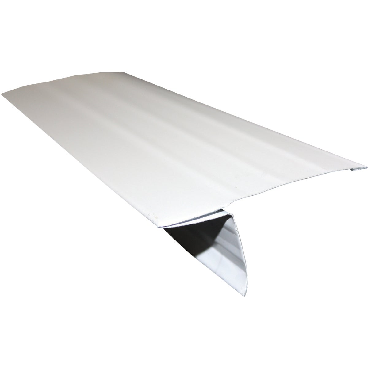 "5"" STYLE D WHT ROOF EDGE - 32416-WH20 by Klauer Mfg Co"