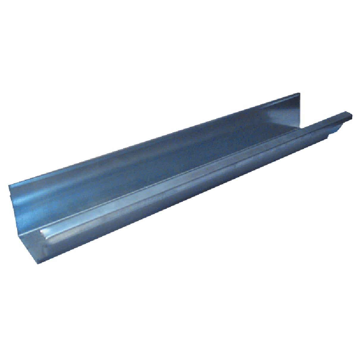 "4""X10' GALV GUTTER - 216701 by Noll/norwesco Llc"