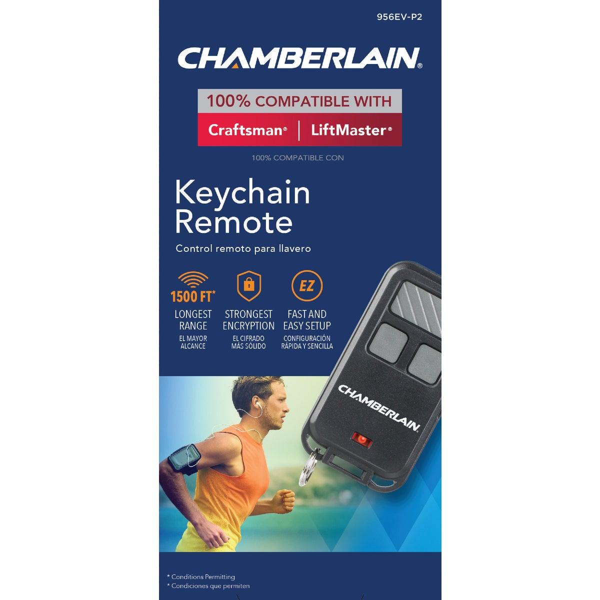 Keychain Garage Remote
