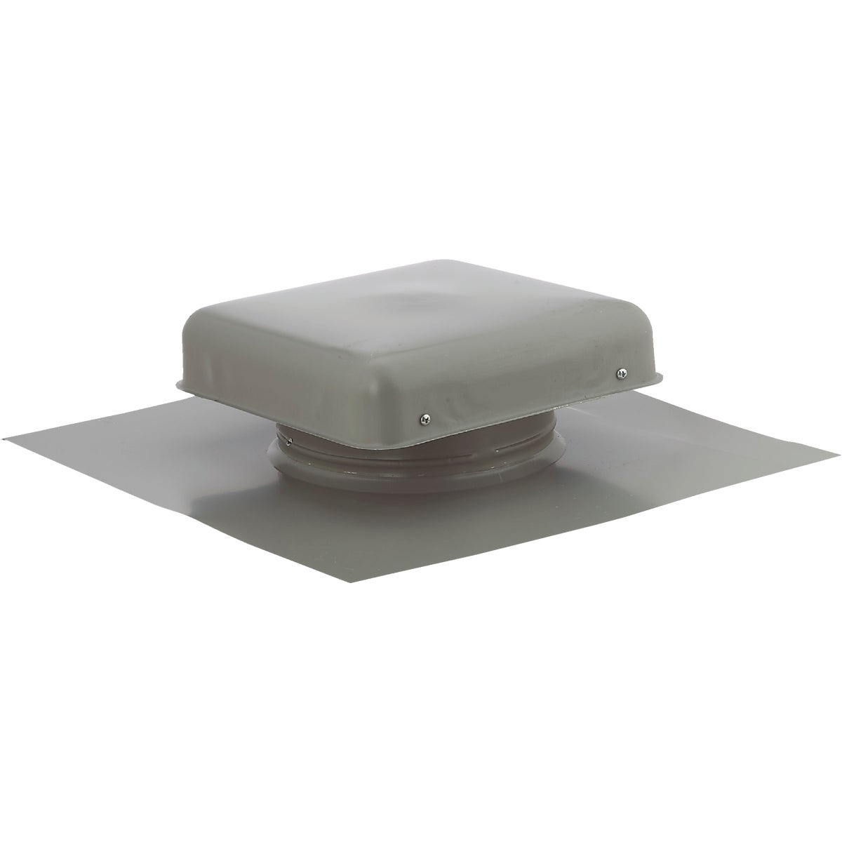 """38""""GRY GALV SQ ROOF VENT"""