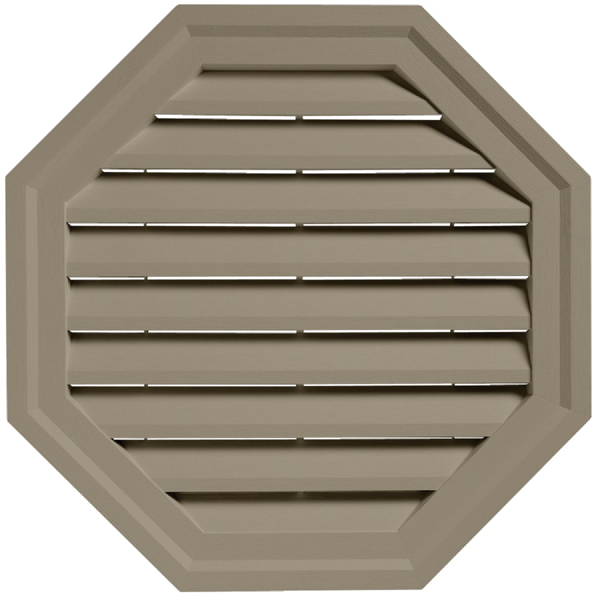 "18"" CLAY OCT GABLE VENT"