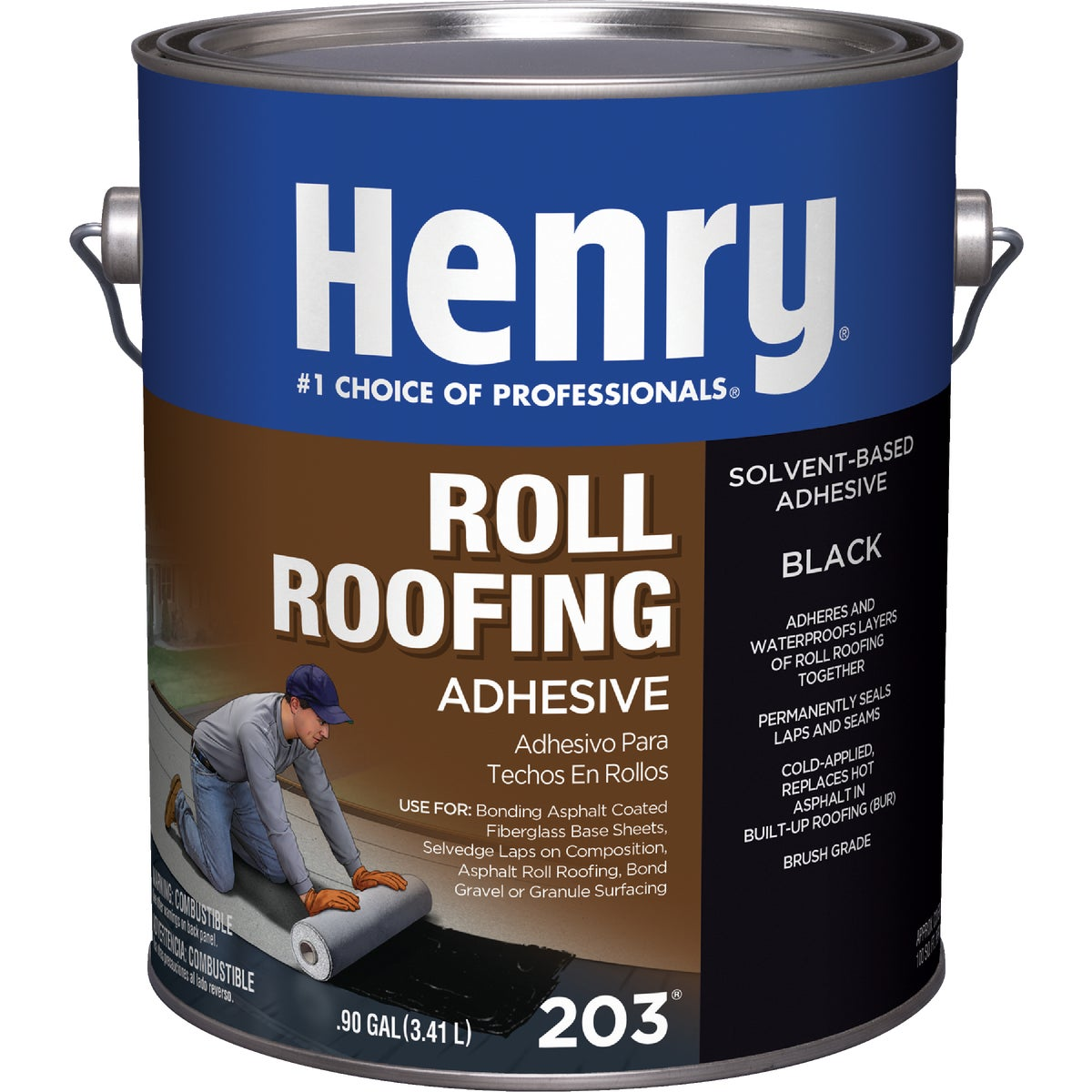 GL COLD RF/LAP ADHESIVE - HE203042 by Henry Company