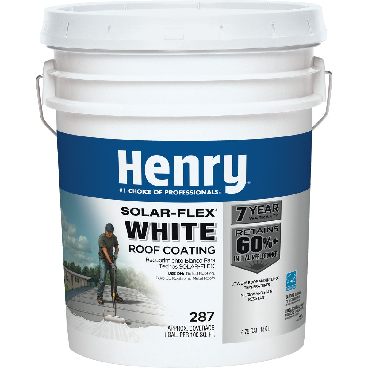 5GL SF ELSTMC RF COATING - HE287SF073 by Henry Company