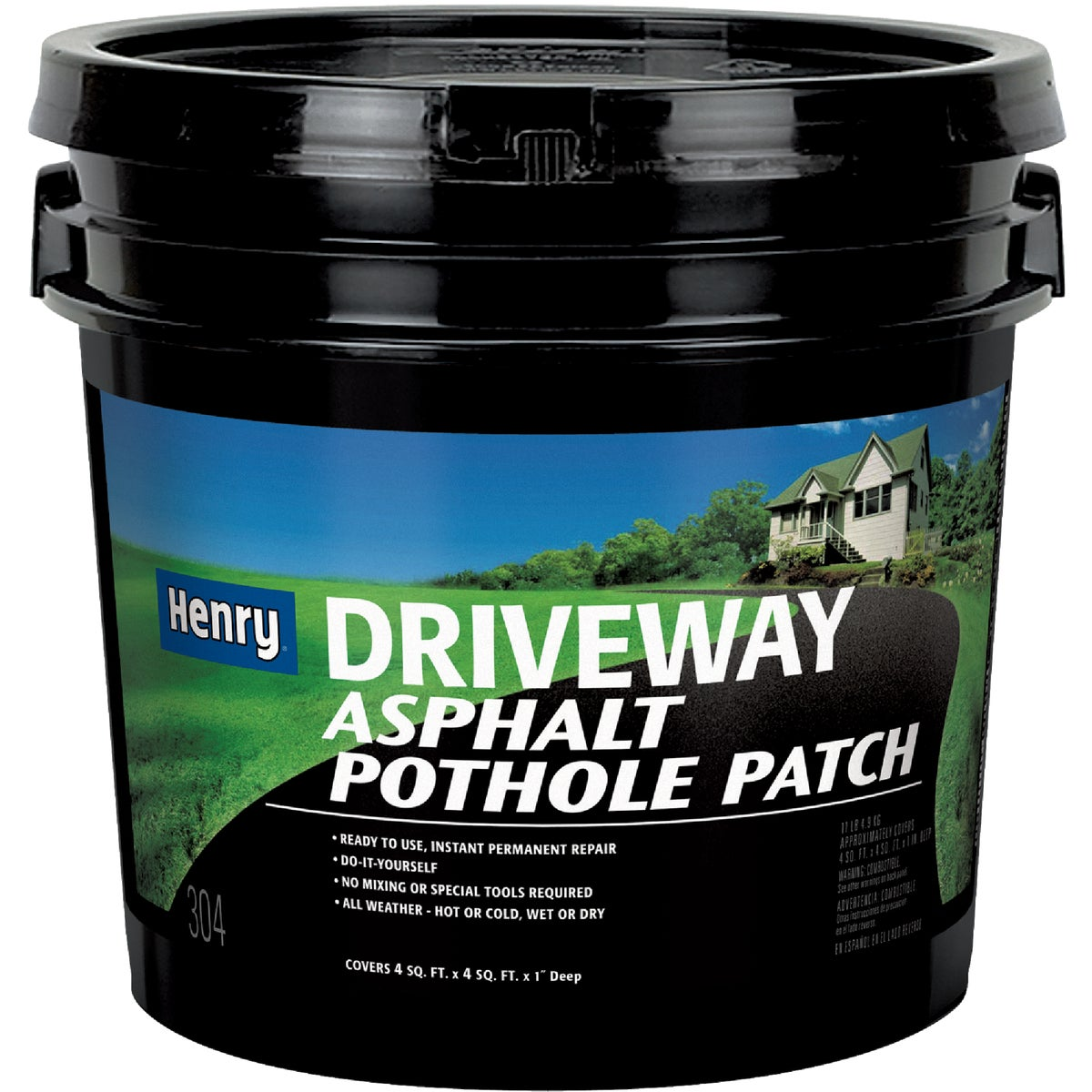 GL DRVWAY POTHOLE PATCH - HE304044 by Henry Company
