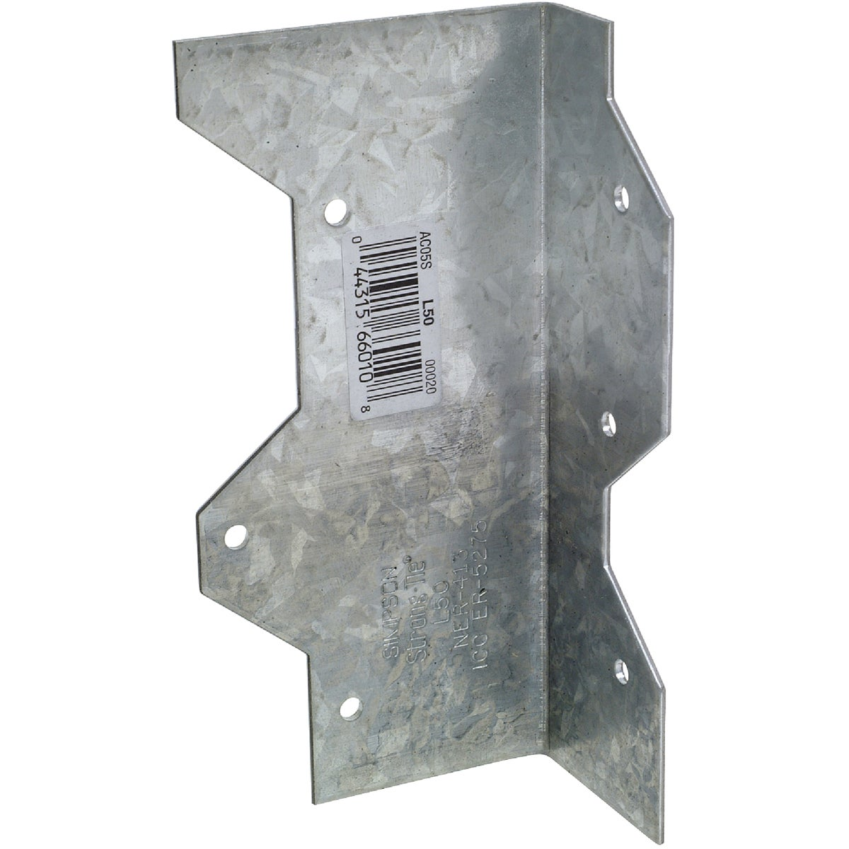 """5"""" REINFORCING L-ANGLE"""