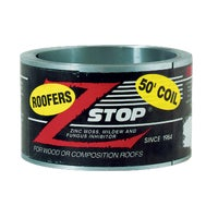 Z-Stop Zinc Strip