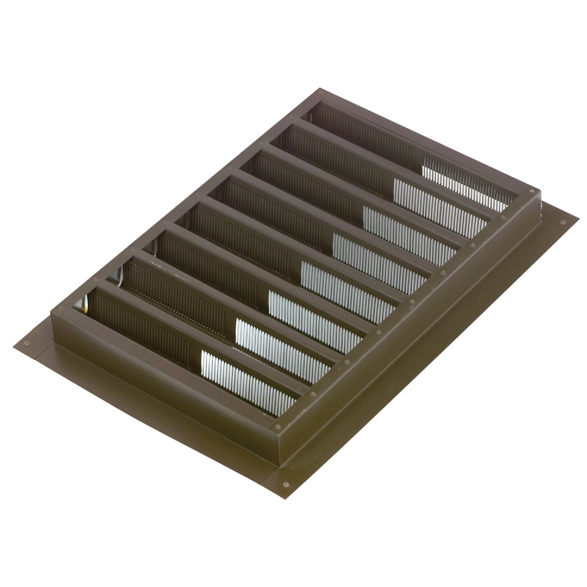 12X12 BRN SQ ATTIC VENT - 553520 by Noll/norwesco Llc