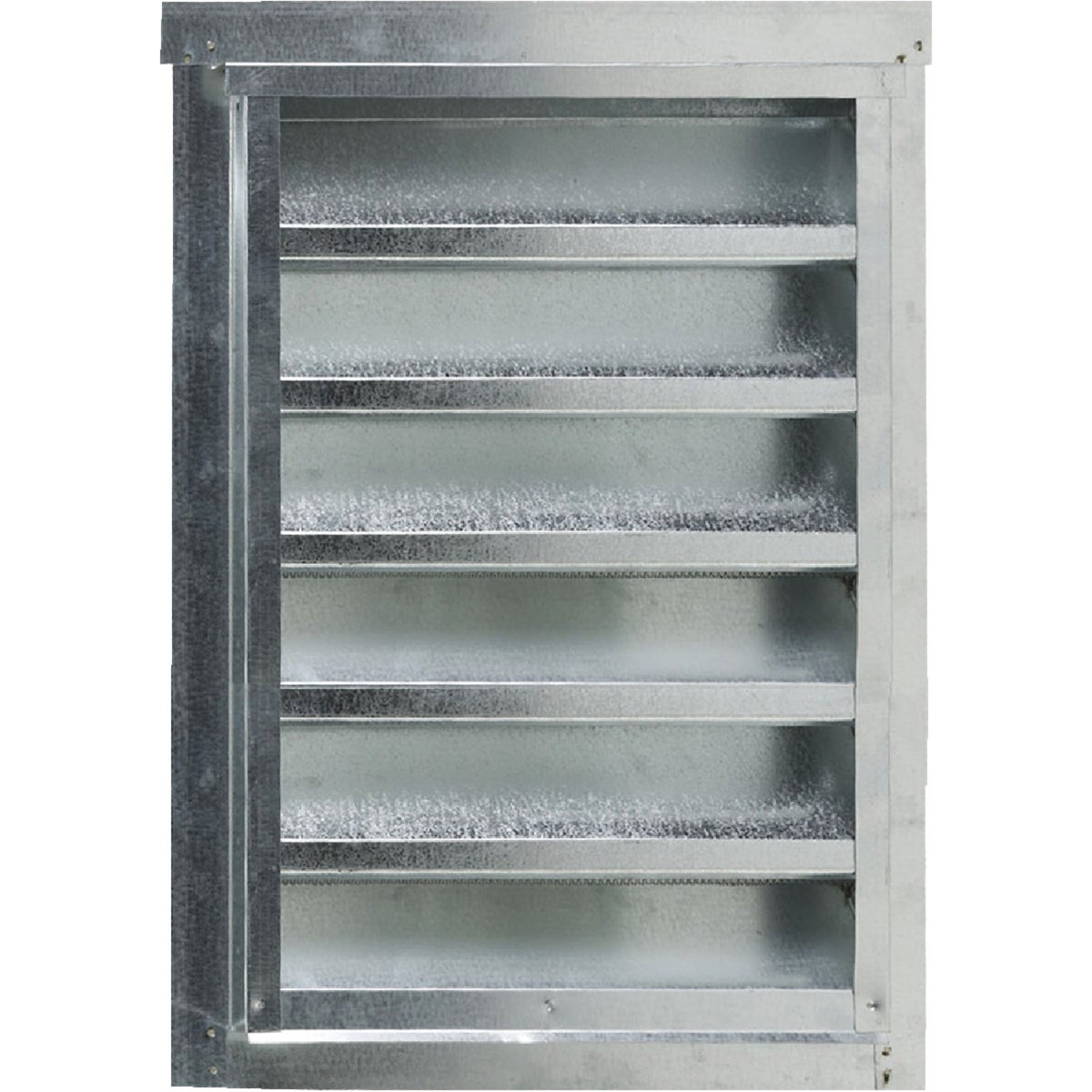 12X18 GALV ATTIC VENT - 553230 by Noll/norwesco Llc
