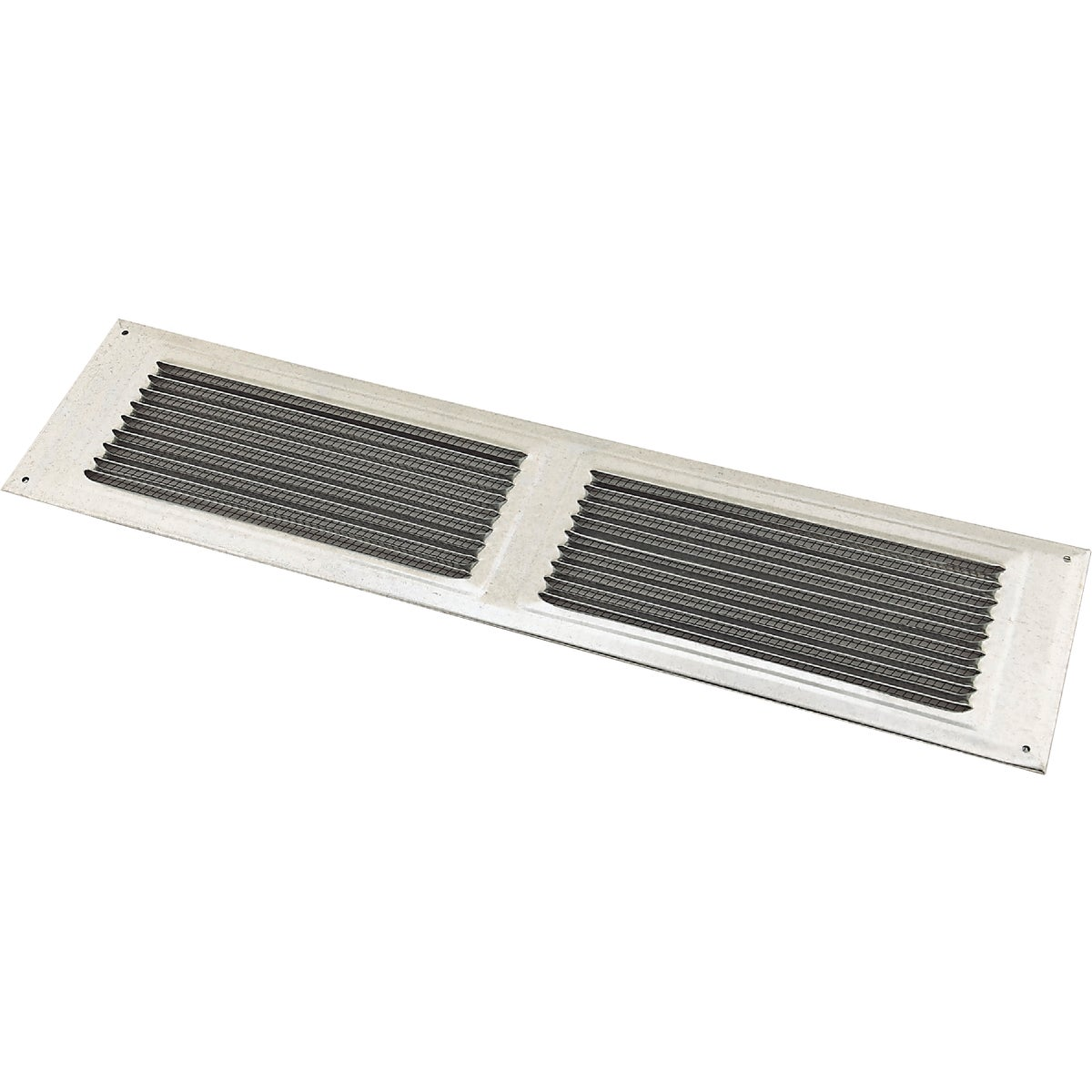 16X4 GALV SOFFIT VENT - 558005 by Noll/norwesco Llc