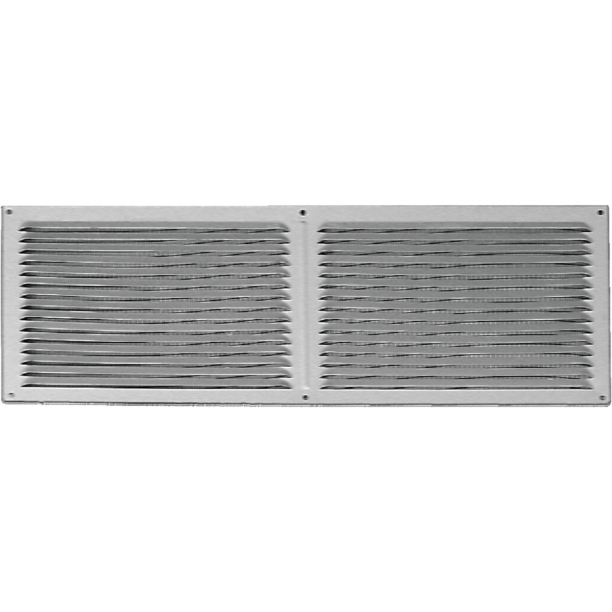 16X6 GALV SOFFIT VENT - 558006 by Noll/norwesco Llc