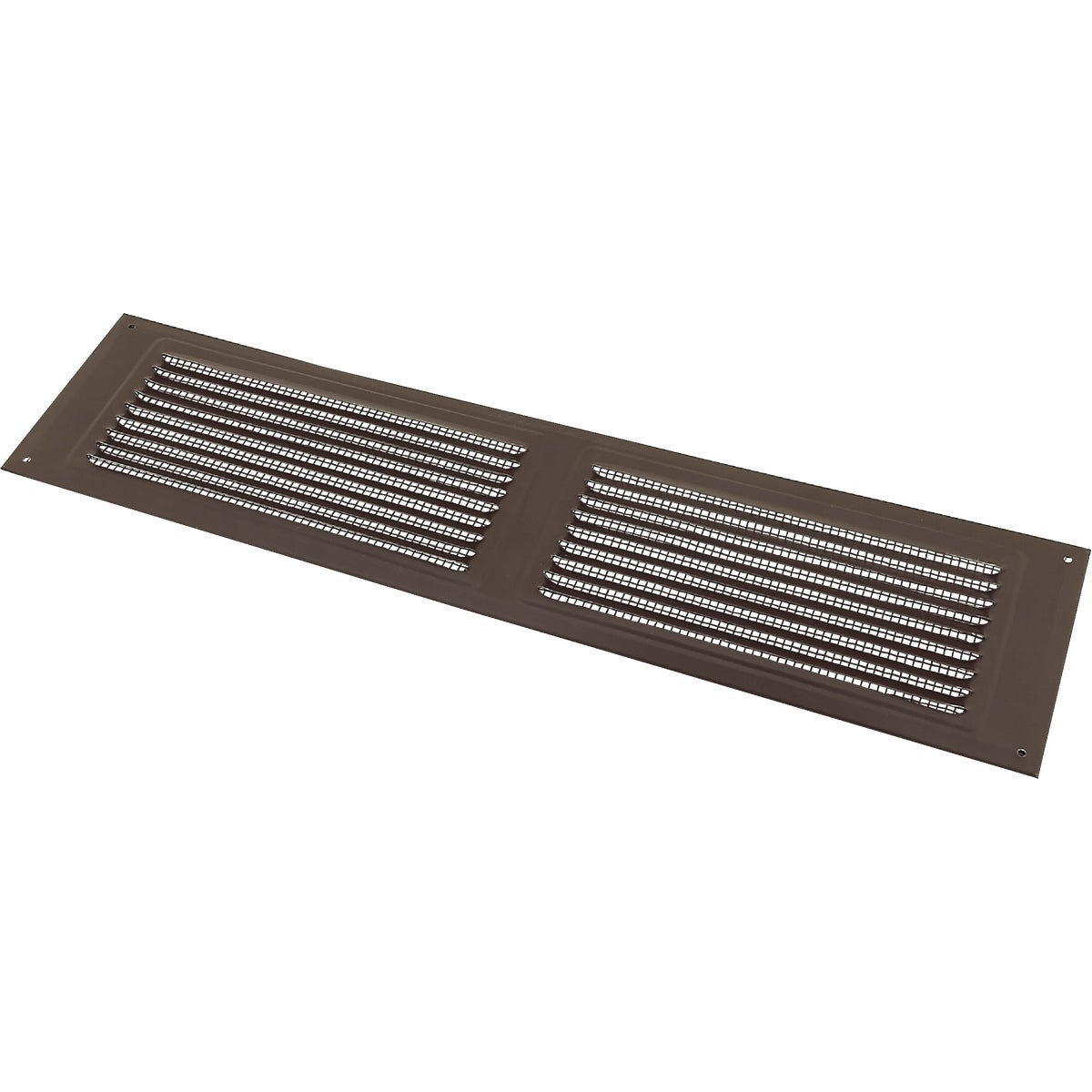 16X8 BRN SOFFIT VENT - 556148 by Noll/norwesco Llc