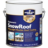 KST Coatings/Snow Roof GAL SNOW ROOF COATING KST000SRB-16