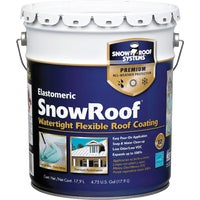 KST Coatings/Snow Roof 5GAL SNOW ROOF COATING KST000SRB-20